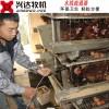 鸡鸭水线清理器 养殖专用疏通器 笼养肉鸡设备 兴达牧机